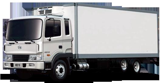 Xe tải Hyundai HD 210 (Thùng kín) (13,5 tấn)