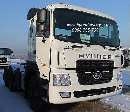 Xe đầu kéo HD1000 Hyundai Thành Công nhập khẩu...