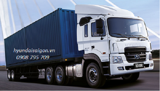 Xe đầu kéo HD1000 Hyundai Thành Công nhập khẩu 2019