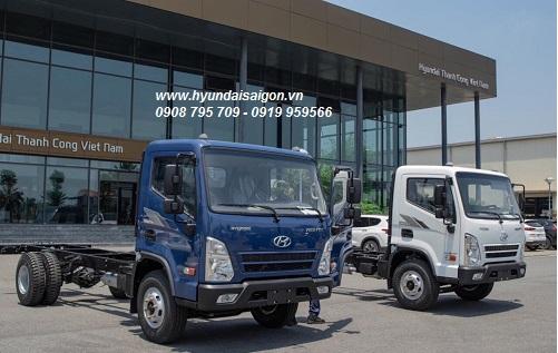 Xe tải EX8 thùng 5m7