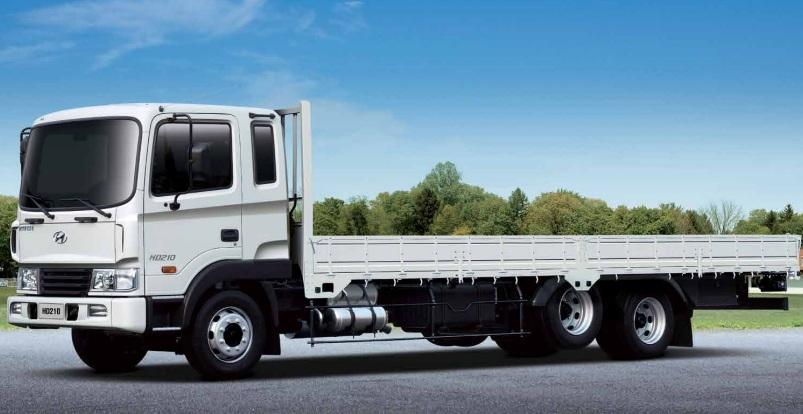 Xe tải Hyundai 2015 giảm giá sốc