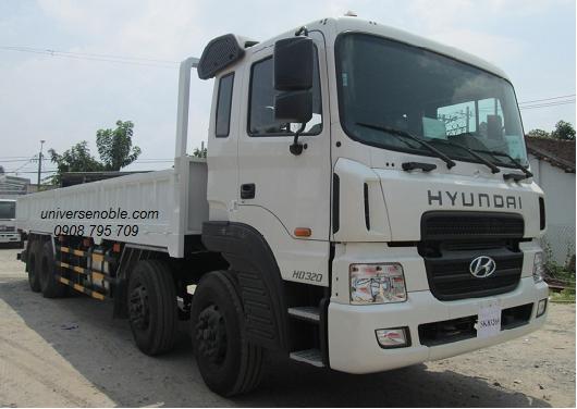 Xe tải hyundai HD320 và cách chọn đọc cách sử dụng lốp xe