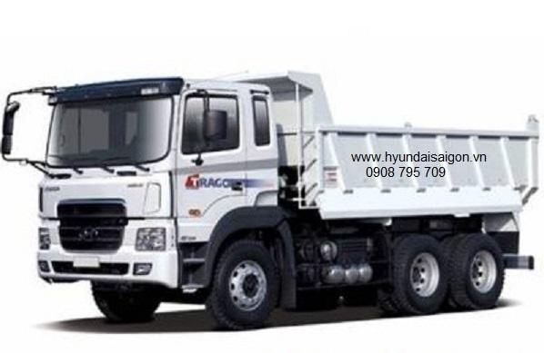 Xe tải Hyundai Thành Công lắp ráp 3 cục