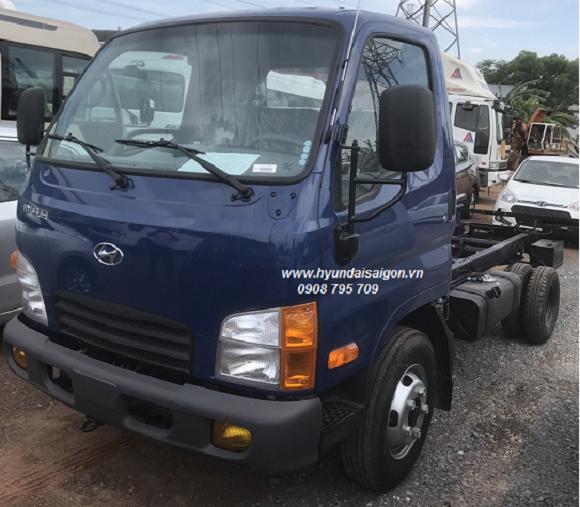 Xe Tải New Mighty 75s tải trọng 5 tấn Hyundai Thành Công